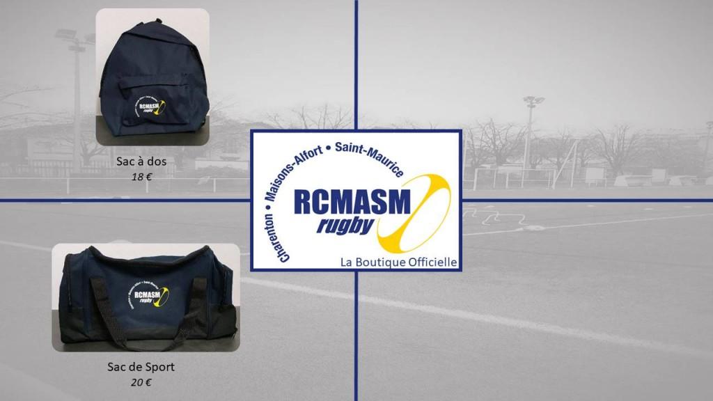 Boutique RCMASM 2019