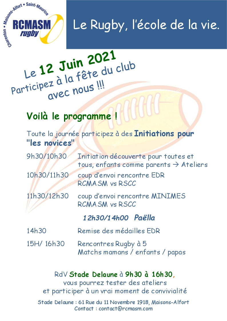Fete rugby 12 06 2021